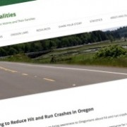 New website is latest effort from mother of hit-and-run victim