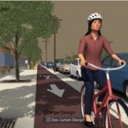 Take an interactive tour of design options for SE Foster Road