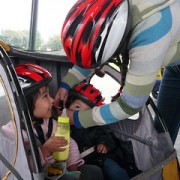 Group looks to improve access to bicycle trailers for low-income families