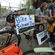 65 schools across Portland set for 'Walk and Bike to School Day'