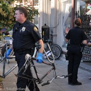 Bike theft 'chop shop' allegations tricky territory for Portland Police