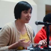 PBOT hosts cultural anthropologist Adonia Lugo at 'Bicycle Brown Bag' series