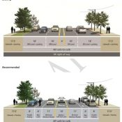 PBOT makes official recommendation for SE Foster Road redesign