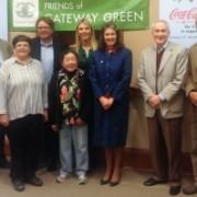 Gateway Green hits crowdfunding goal