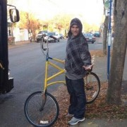 Community hunts for tall bike stolen from story-telling clown