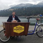 Portland's 'pedal powered' talk show rolls into its third season