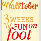 Time to hit the streets for 'Walktober'