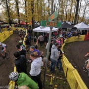 Portland cyclocross is the pits
