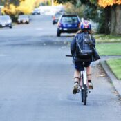 When a child rides alone: A test of our kids and our streets