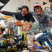 Portlanders raise $1,500 for charity with Cranksgiving bike ride