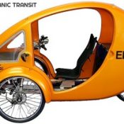 Organic Transit plans Portland test drive event for solar/pedal-powered trike