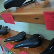 Local bike shop offers library card for saddles
