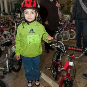 18th annual Holiday Bike Drive makes cheer for over 375 kids
