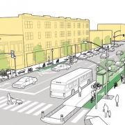 Three local agencies just endorsed these visions for better streets (Images)