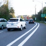 First look: New buffered bike lanes on Beaverton-Hillsdale Highway