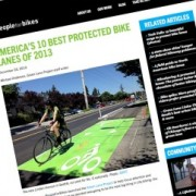 Guess who didn't make list of America's top 10 protected bikeways?