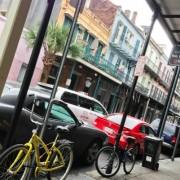 Biking the Big Easy: A guest series