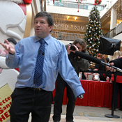 Novick asks Santa for $1.3 billion for streets and talks of new fee for infrastructure