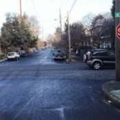 Bicycle rider hospitalized after northeast Portland collision