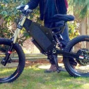 Police ask for help finding stolen 'Stealth Bomber' e-bike worth $10,000 – UPDATED