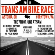 First-ever 'Trans Am Bike Race' will shove off from Oregon