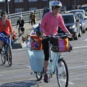 Surprise! Typical Portland bike commute is shorter than driving