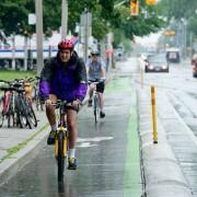Washington County proposes protected bike lane outside Nike HQ