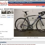 Portland Police now put stolen, unclaimed bikes up for auction at GovDeals.com