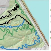 Off-road advocates propose biking trails at River View Natural Area