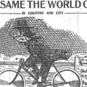 From The Oregonian, Jan. 1, 1895: 'Reign of the wheel'