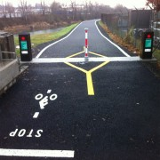 Bike path along the Columbia Slough now officially open