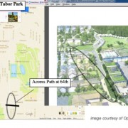 Residents hope the time has finally come for new path to Mt. Tabor Park