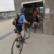 Gibbs Street Pedestrian Bridge elevator woes continue