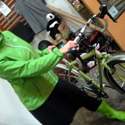 Portlanders show off bikes, fashion at 'Dress Like Your Bike' party (photos)