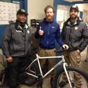 Portland Parks Rangers help man recover stolen bike