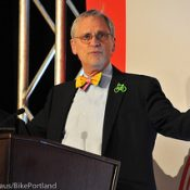 Blumenauer uses Summit keynote to rally troops around gas tax increase