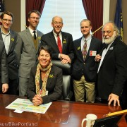 Oregon advocates find warm reception on Capitol Hill