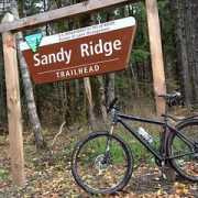 Two new trails opening at Sandy Ridge this weekend