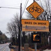 ODOT's first-ever 'bicycle warning beacons' start flashing next week