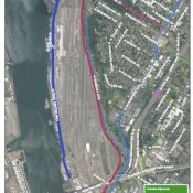 Greenway trail group agrees to alignment compromise through Albina rail yards