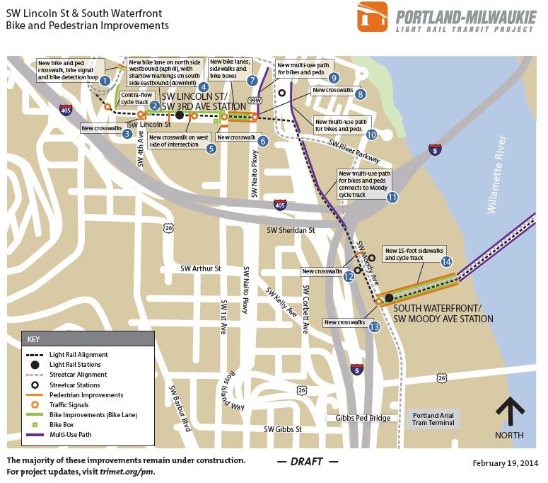 The Orange Line might secretly be Portland's biggest bike project ever -  BikePortland org