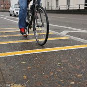 County says Hawthorne Bridge bike lane speed bumps will be removed in 2015