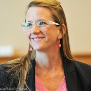 PBOT Director Leah Treat on pricing auto use, bike-only streets, and more