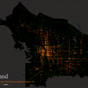 The Monday Roundup: Mapping every collision, handmade bikes and more