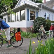 Ride Along with the McLeod Family: Sellwood to Lair Hill