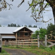 The Coastal Mountain Sport Haus in Vernonia: a bicycling haven