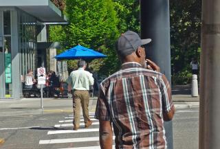 crosswalk crossing