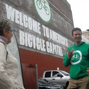 City of Portland orders removal of 'America's bike capital' mural from downtown wall