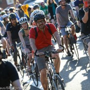 Pedalpalooza gets rolling at the Kickoff Parade (photo gallery)
