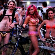 Five things to know about tonight's World Naked Bike Ride